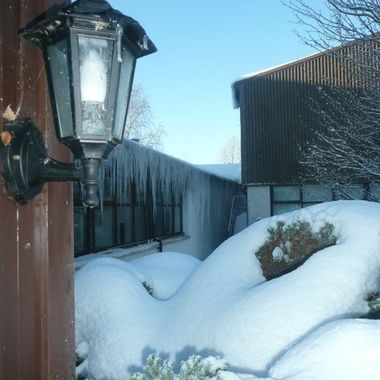 Freezing at Aviemore , October 2010