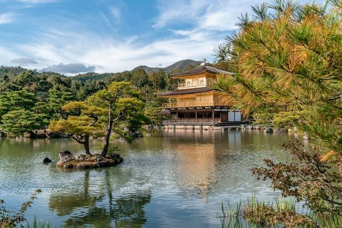Golden Palace, Kyoto by ivantrotman - The Magic Of Japan Photo Contest