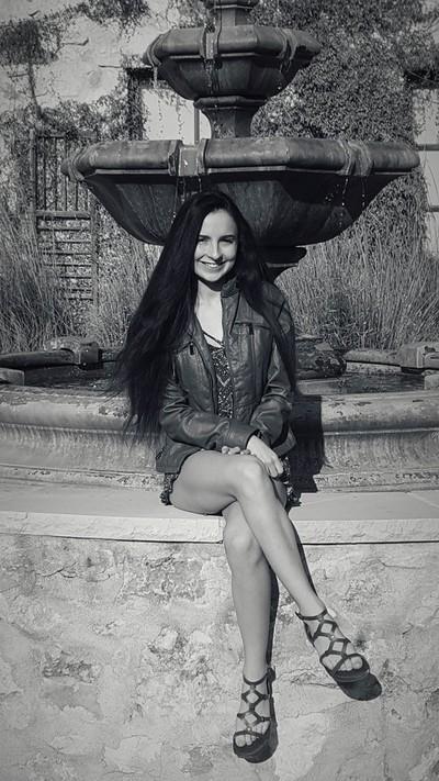 Fountain Portrait