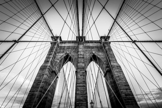 Brooklyn Bridge by alejandroahumada - New York Photo Contest