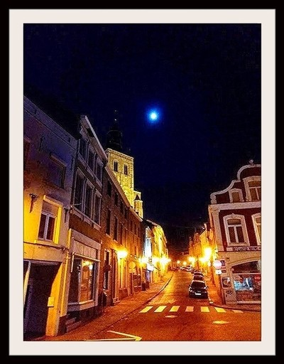 Tienen by moonlight 6