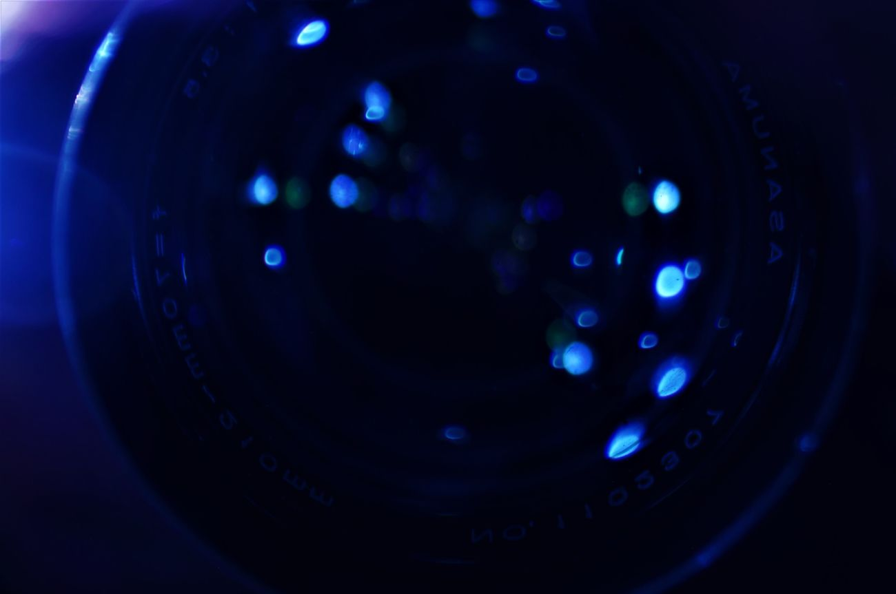 OLD LENS, LED FAIRY LIGHTS AND MACRO SHOTS... MY KINDA FRIDAY NIGHT FUN!