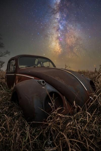 Slug Bug 'Rust'