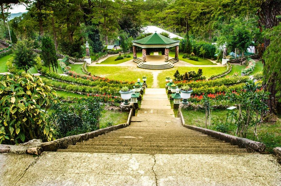 Bell Amphitheater at Camp John Hay, Baguio City