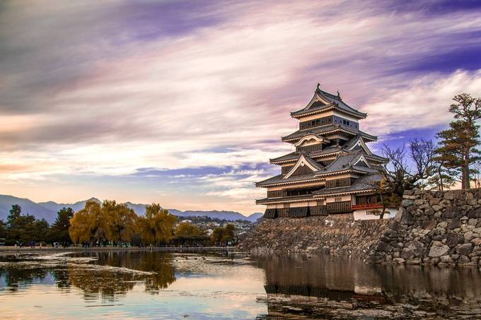 Matsumoto Castle by Tpellett - The Magic Of Japan Photo Contest