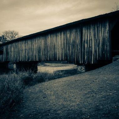 Covered Bridge in GA
