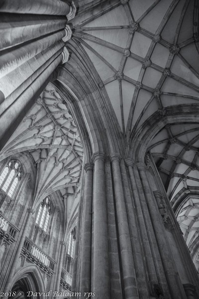 Winchester Cathedral - Flying Buttress