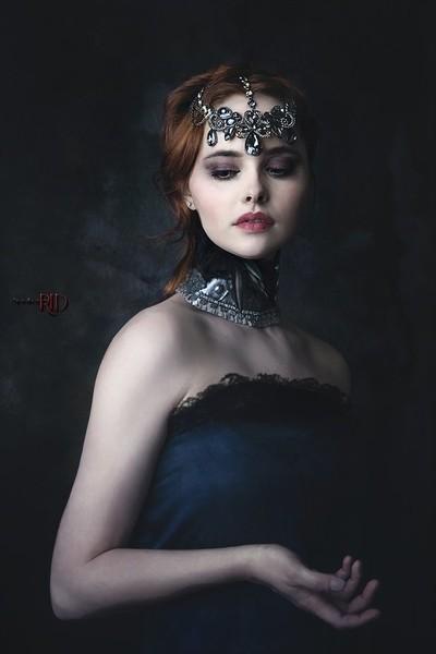 The Genteel Lady