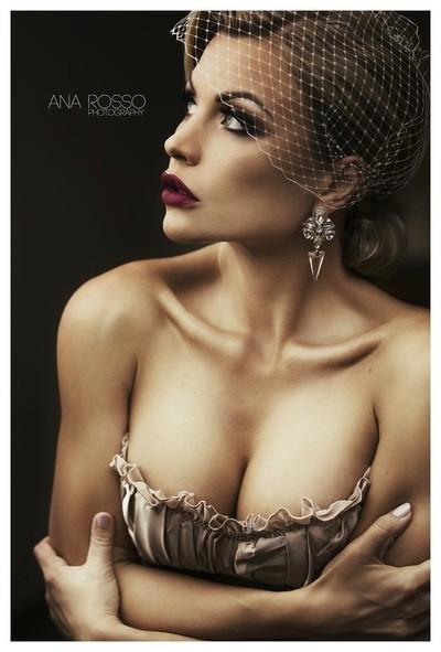 Boudoir - Bride - Ana Rosso Photography