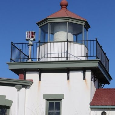 also known as the West Point Lighthouse.