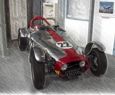 Lycoming Racer
