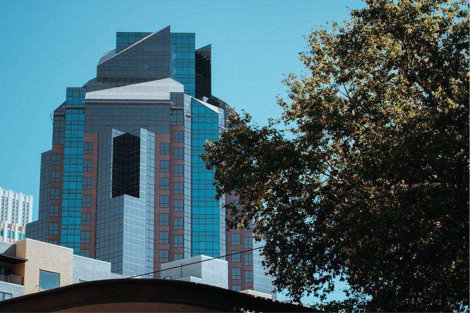 A building in the Sacramento area