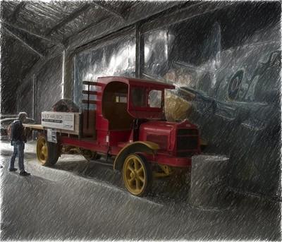 Old Truck @ Wanaka