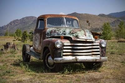 1951 3-4 truck Chevy