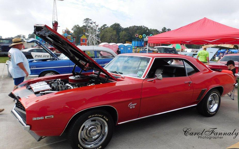 1969 Chevy Camero SS