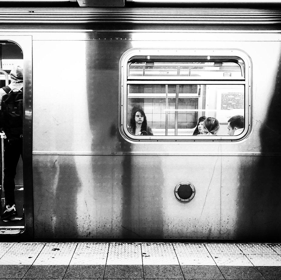 nyc subway station  NYC