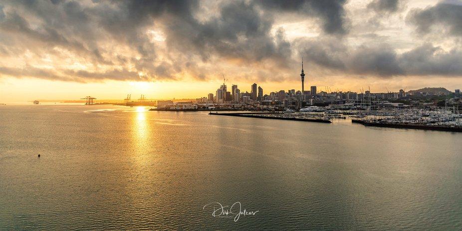 Auckland - Sunrise