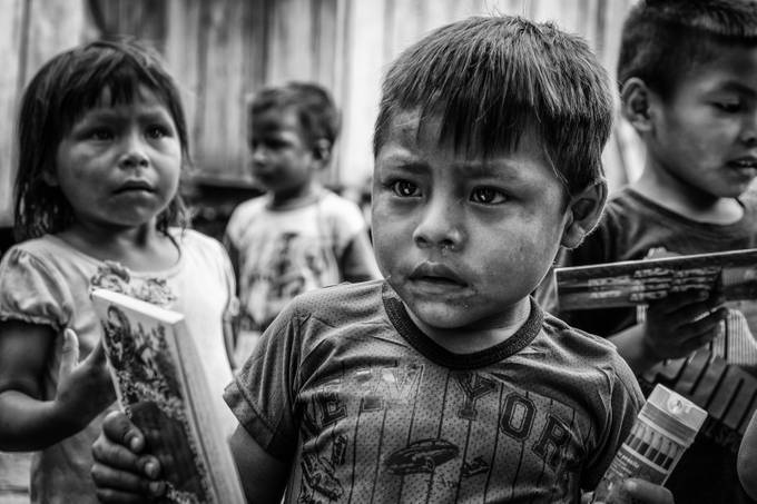 Thankfull for the gifts. I shot this one during my visit in Nabuga, isolated place in the department of the Choco and only can be reached with a boat.  Emebra indigenous children. Lovely place , nature and people