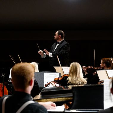 This is a volunteer symphony in Davis County in Utah.  The director, Jonathan Nish, asked me to take some photos of a recent concert.  I enjoyed it.