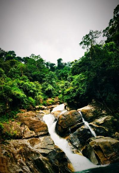 Beauty of nature in kerala