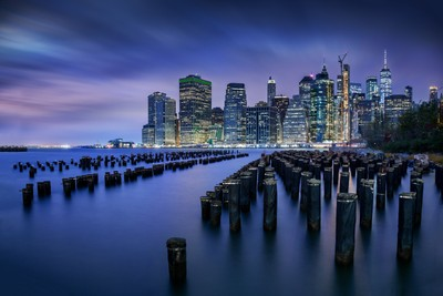 New York Skyline, USA