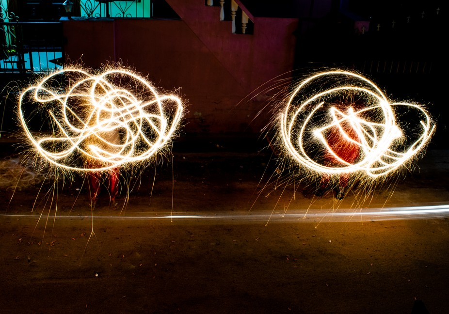 Celebrations of light festival deepavali.. Your family helps you to make wonders..