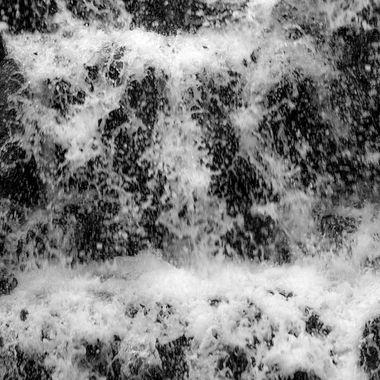 Waterfall Closeuo