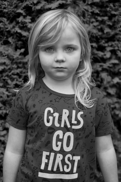 GIRLS GO FIRST