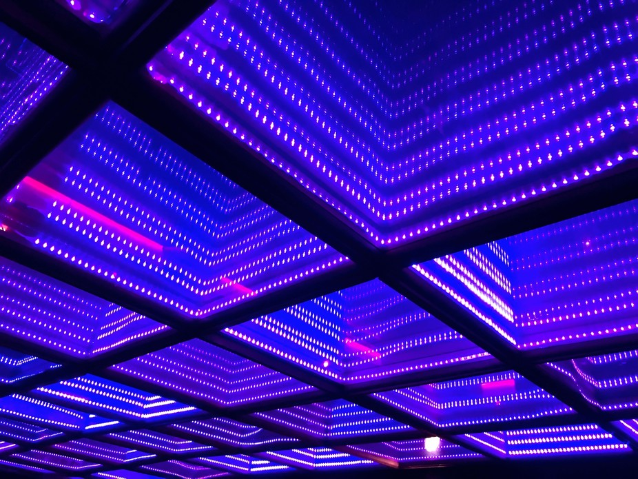 Dance Hall Ceiling