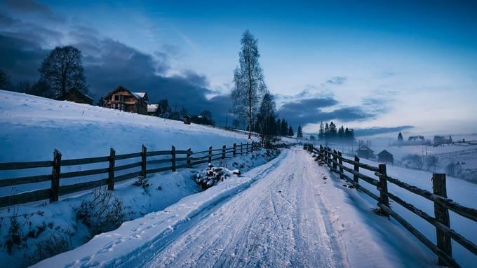 *** by Popov_Alex - Winter Roads Photo Contest