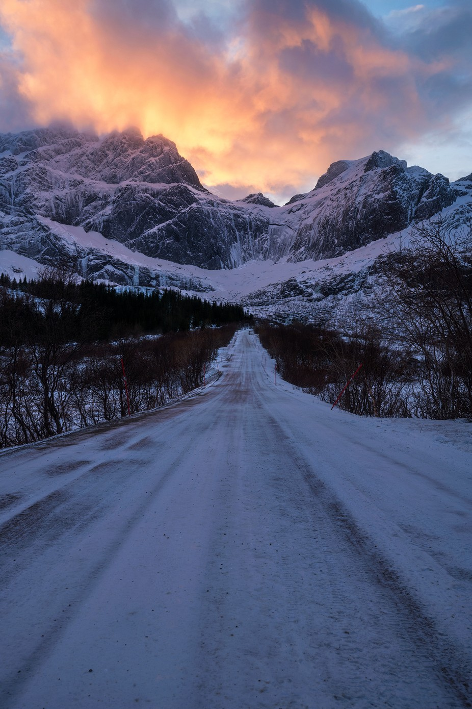 The Long Road Home by shanewheelphoto - Straight Roads Photo Contest