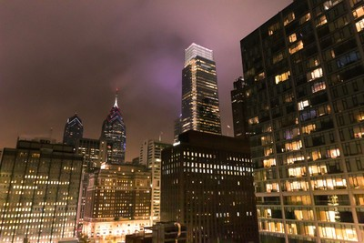 Philadelphia's City Lights