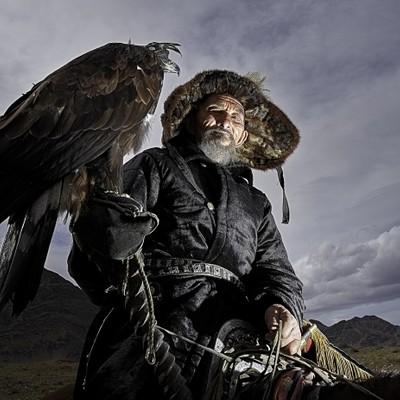 Eagle Hunter!