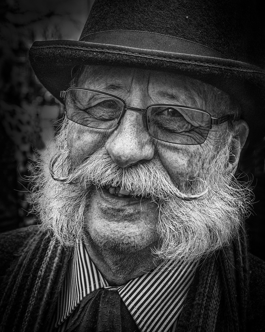 Bertie by rogerbradshaw - Beards and Mustaches Photo Contest