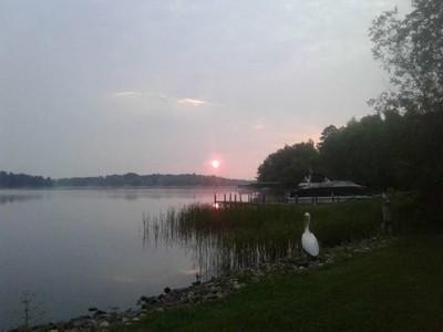 Sunrise, Lake Vermilion Tower,Minnesota