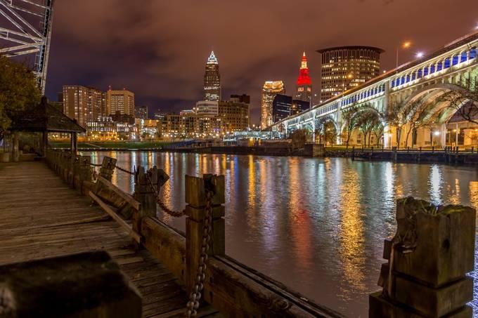 Bright Lights by derekbradley - Bright City Lights Photo Contest