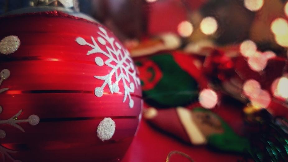 Christmas boka