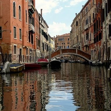 Through the canals #1