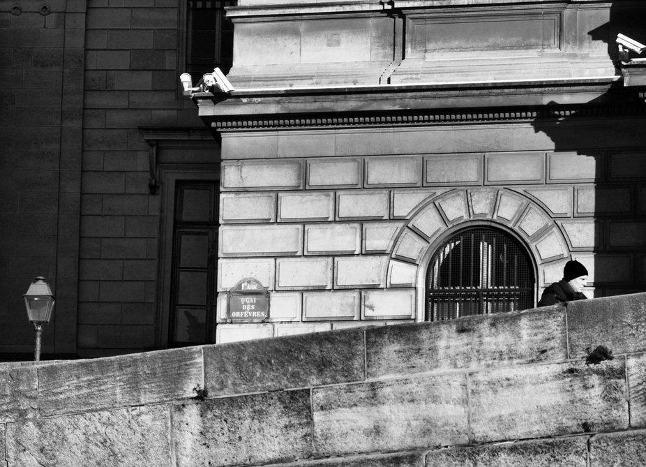 Shot from La Seine