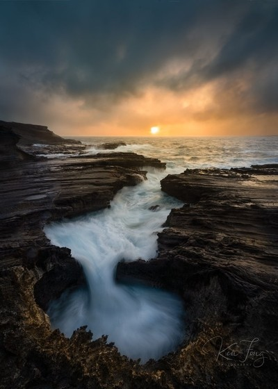 Oahu Sunrise 1
