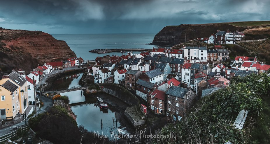 Taken at Staithes, North Yorkshire on 12/11/2018.