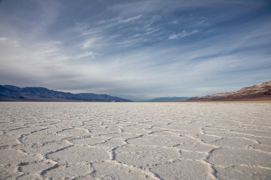 Bad Water, Death Valley, CA