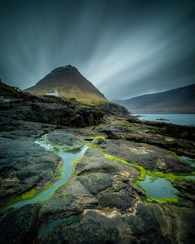 Fjords at Faroër