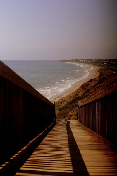 Dowm To The Beach