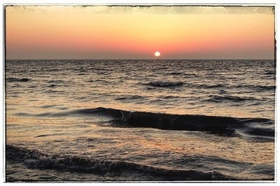 #daybreak at the #beach witnessing a #beautiful #sunrise over #køgebugt at