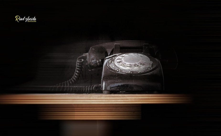 Still Life.  One missed call...!