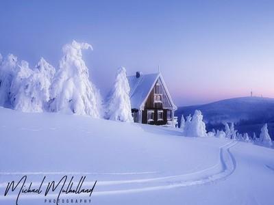 Christmas Family Cabin