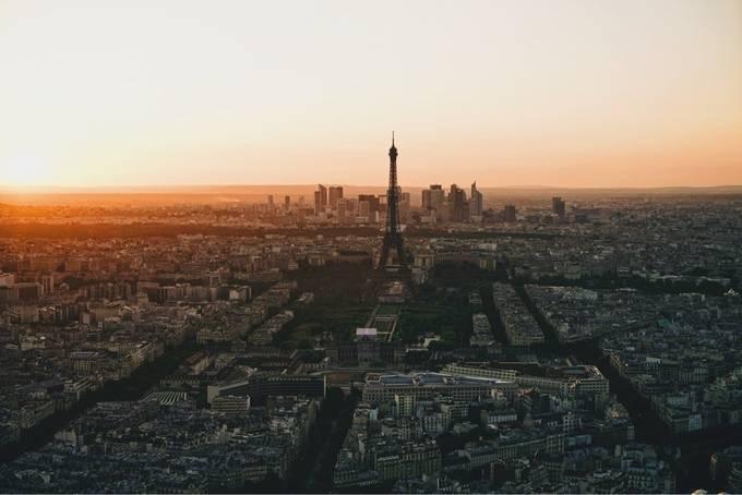 Tour Sunset  by sebastianstolinski - City Sunsets Photo Contest