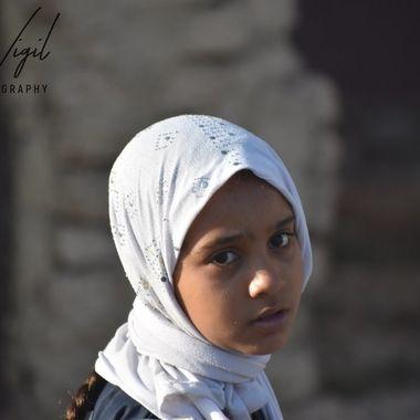 Jordanian Girl