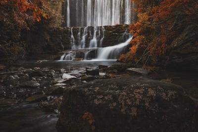 Autumnal Spillway